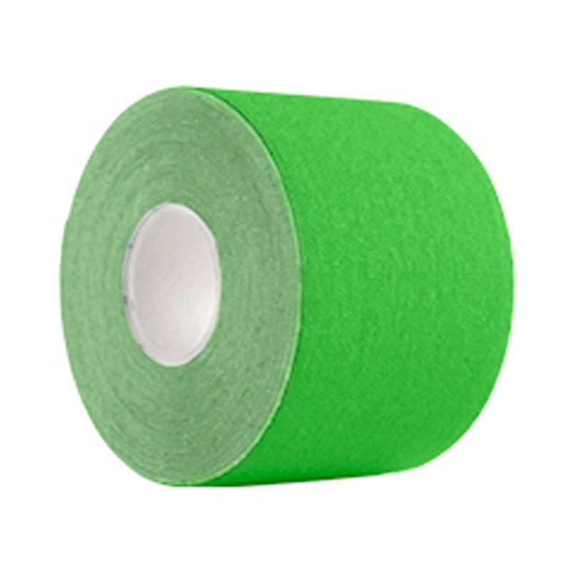 McDavid 6201 Lime Green Kinesiology Tape [5m-Single Roll]