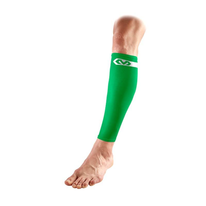 McDavid RF 6577 Bright Green Calf Sleeves [Pair]