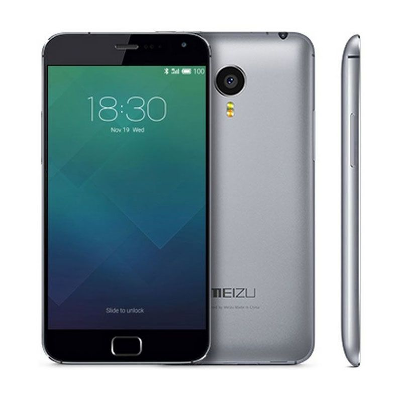 Telkomsel Poin - Meizu MX 4 Pro Gray Smartphone [16 GB]