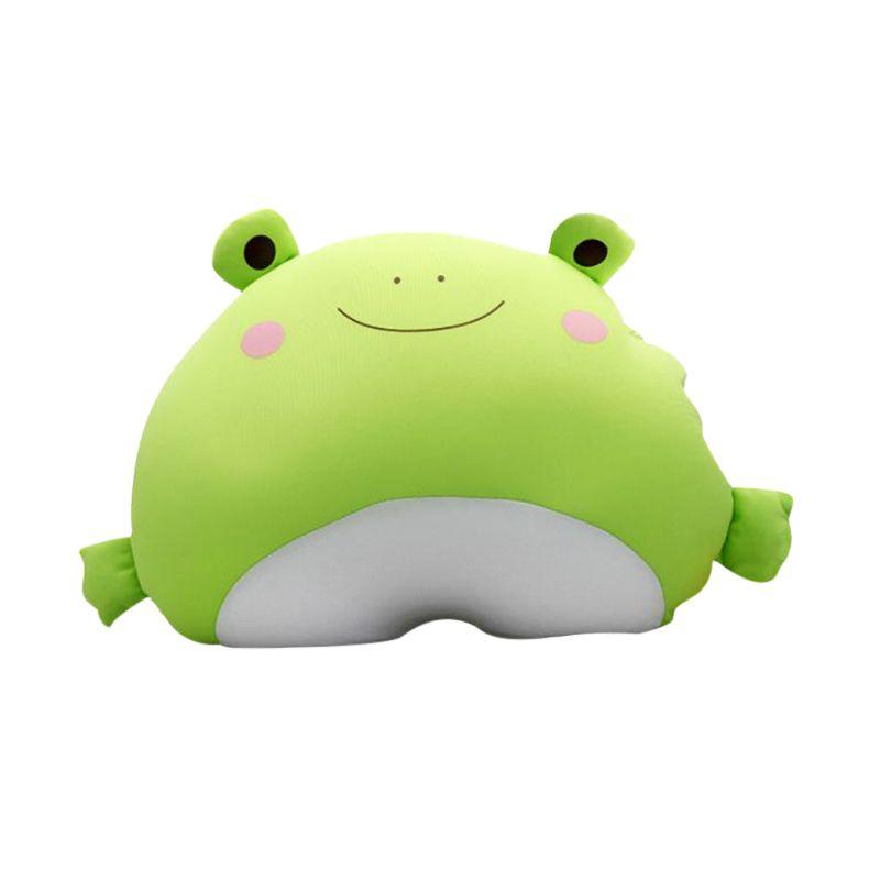 G-Anti Stress Pillow Animal-Frog