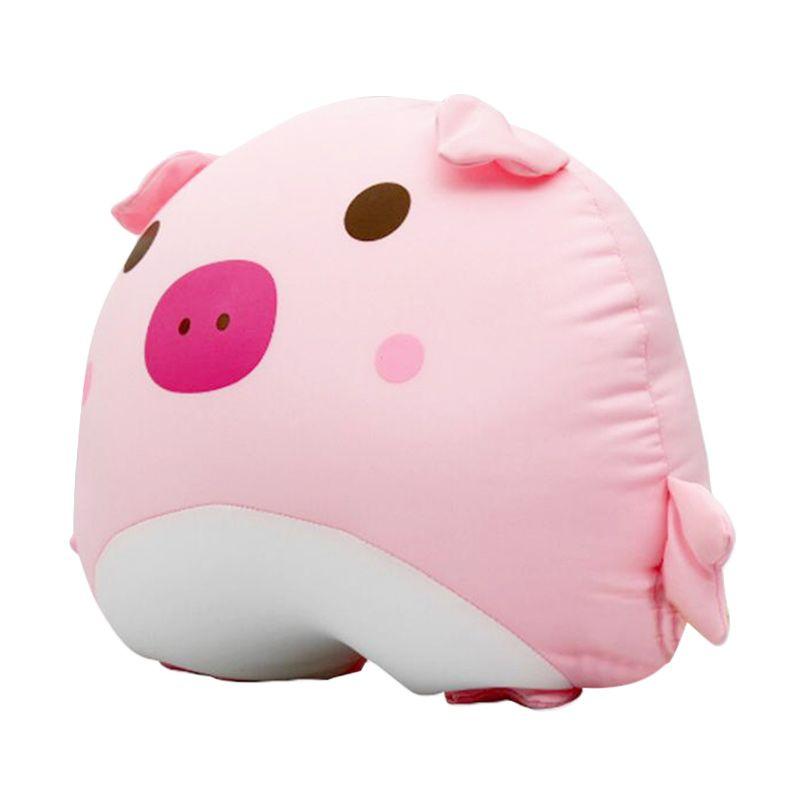 G-Anti Stress Pillow Animal v2-Pig