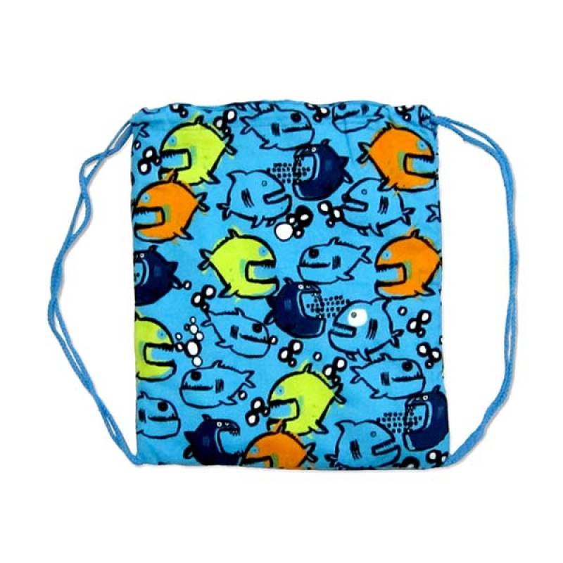 G-Towel Bag v4-Fish