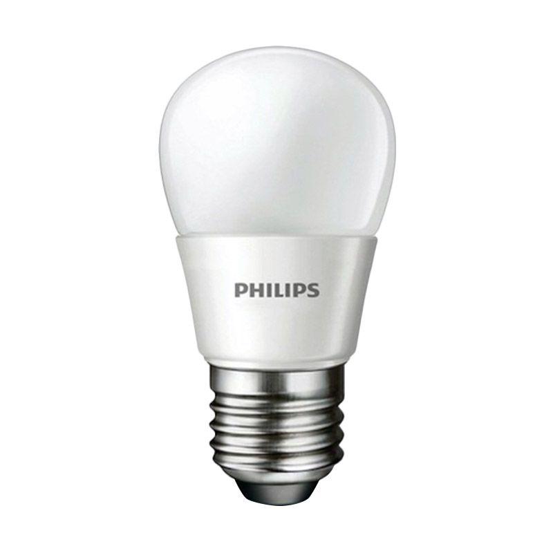 Philips LED Putih Lampu Bohlam [10.5 W - 85 W/ 1 Pcs]