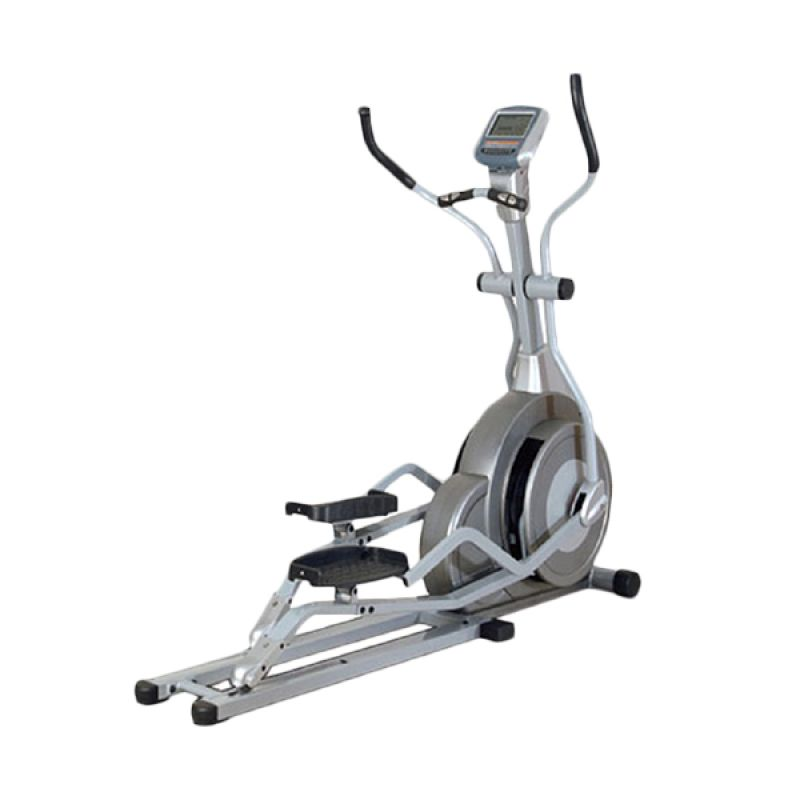 Grosir Plus Programmable Elliptical Bike ID909A + Instalasi