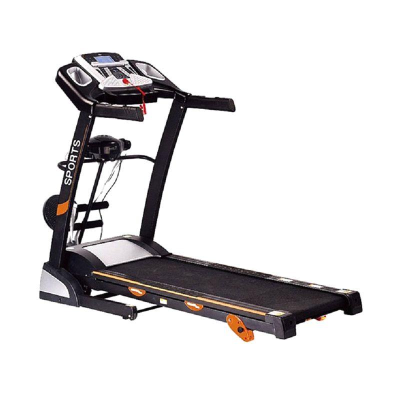 Grosir Plus Treadmill Elektrik ID638M + Instalasi