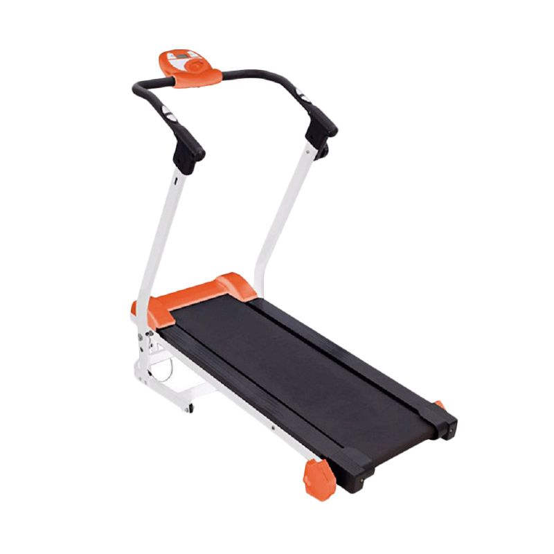 Grosir Plus Treadmill Manual 1 Fungsi ID001
