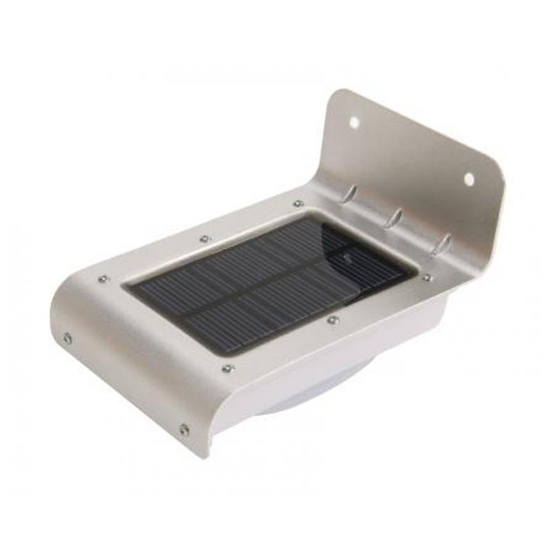 Grosirunik99 Lampu Dinding Tenaga Matahari [16 LED/Sensor Gerakan]