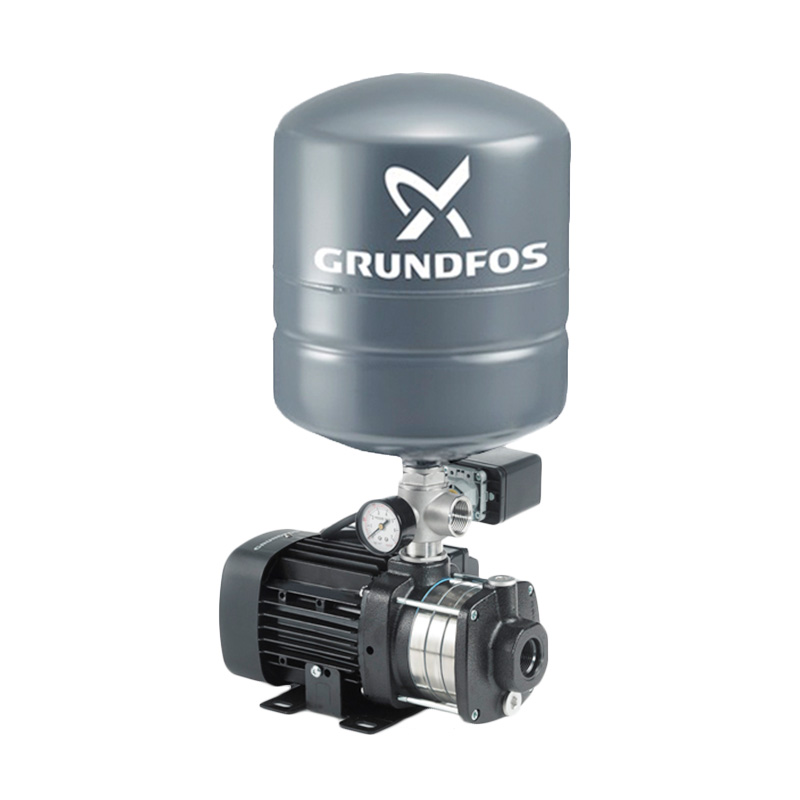 Grundfos CM 3 - 5 PT  Stainless Steel Complete Set Pompa Air