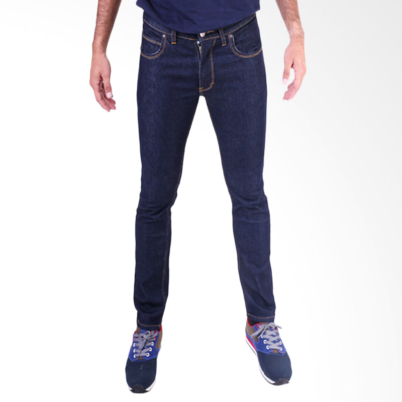 Gshop Dera GS 4240 Jeans Celana Pria - Navy