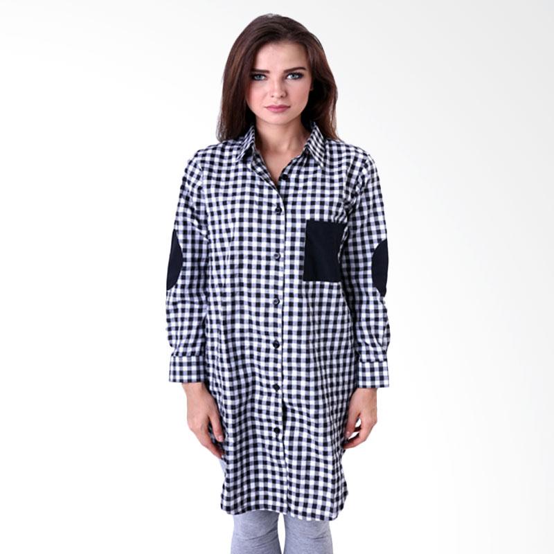 Gshop GR 5250 Laura Women Shirt - Black