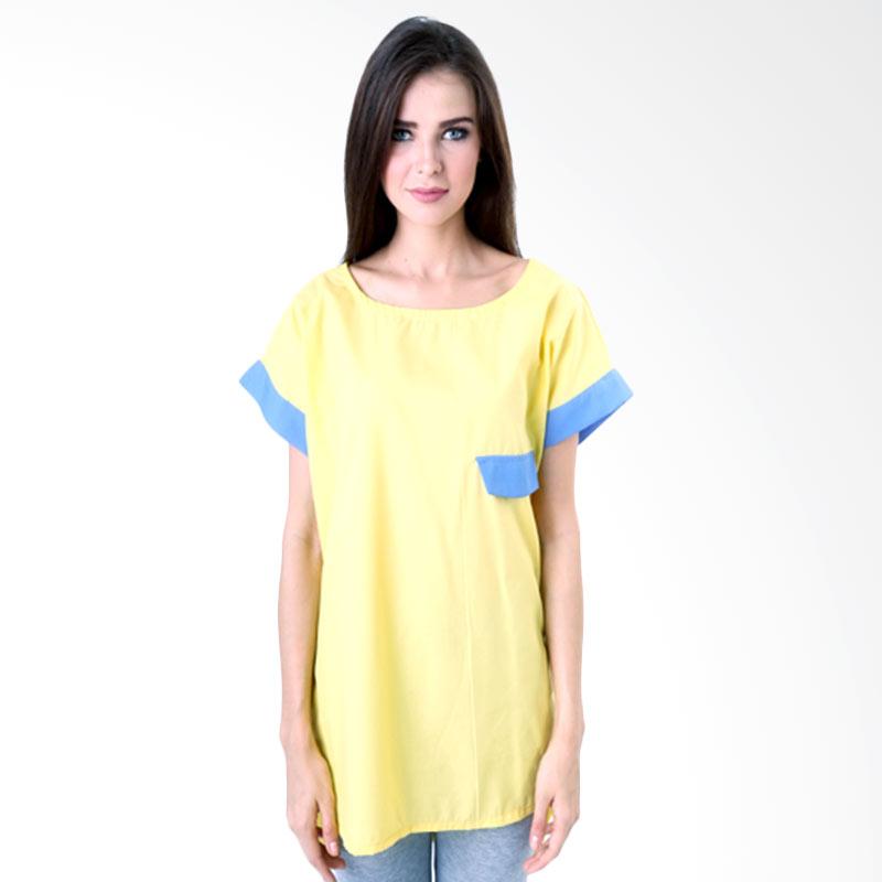 Gshop Naysa GR 3290 Atasan Wanita - Yellow