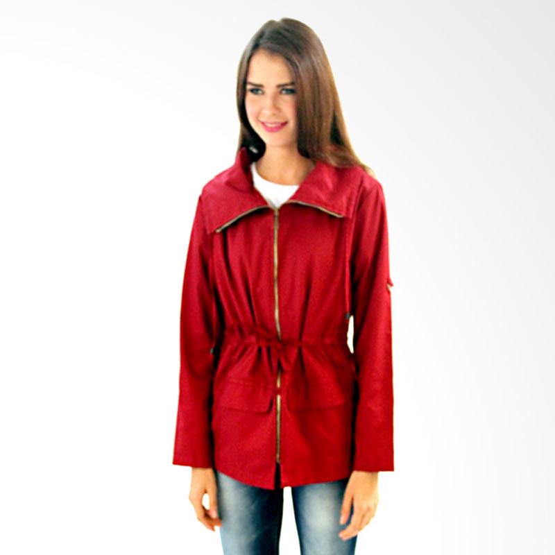 Gshop Sabrina GR 1290 Jaket - Red