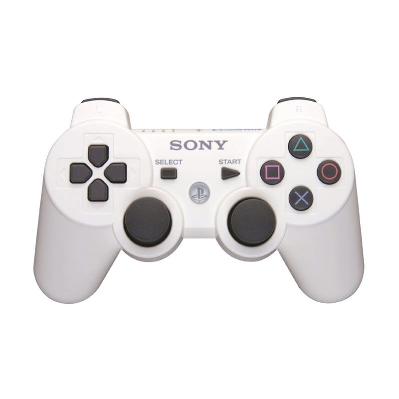 Gstation Sony PS3 Wireless Putih Stick Controller