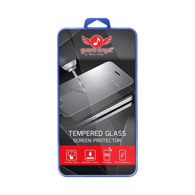 Guard Angel Tempered Glass Screen Protector for Lenovo A319 [0.3mm]