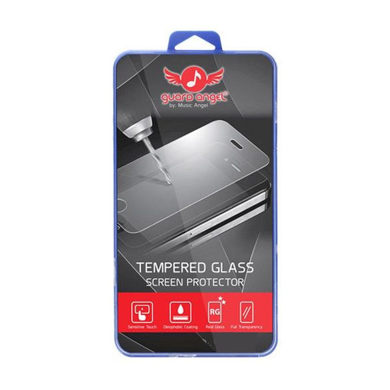 Guard Angel Tempered Glass Screen Protector for Lenovo A6010 [0.3mm]