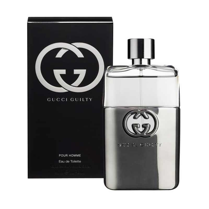 Jual Gucci Guilty Edt Parfum Pria 90 Ml Ori Tester Non Box Online