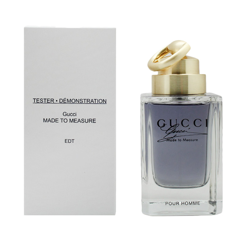 Gucci Made to Measure Man EDT Parfum Pria [90 mL/Tester]