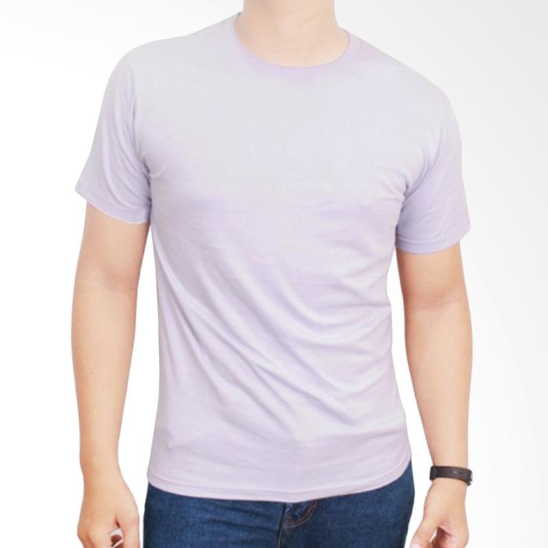 Gudang Fashion Kaos Polos POL 02 O-neck Pendek Cotton Combed 20S Abu Muda T-shirt Extra diskon 7% setiap hari Extra diskon 5% setiap hari Citibank – lebih hemat 10%