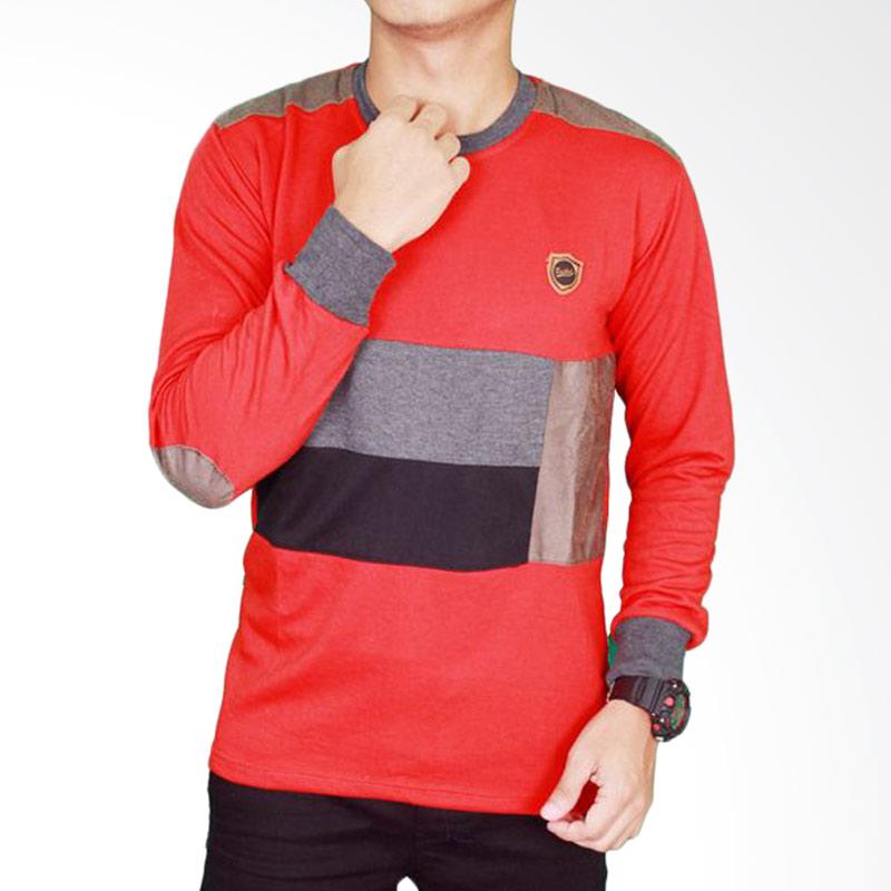 Gudang Fashion PAN 748 Baby Tery Long Male T Shirts - Red Extra diskon 7% setiap hari Extra diskon 5% setiap hari Citibank – lebih hemat 10%