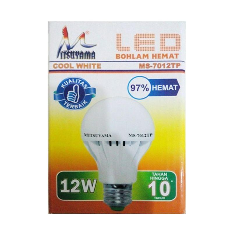 Mitsuyama Putih Lampu LED [12 Watt]