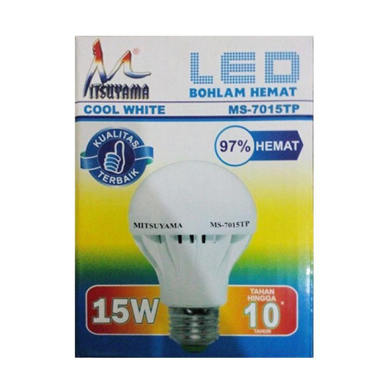Mitsuyama Putih Lampu LED [15 Watt]