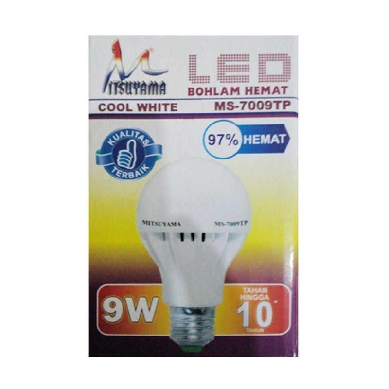 Mitsuyama Putih Lampu LED [9 Watt]