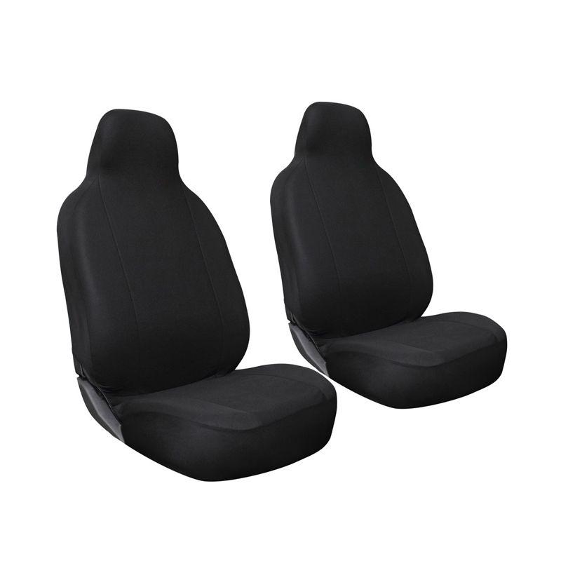 GL Black Sarung Jok Mobil Ferrari Untuk Suzuki Karimun Wagon R
