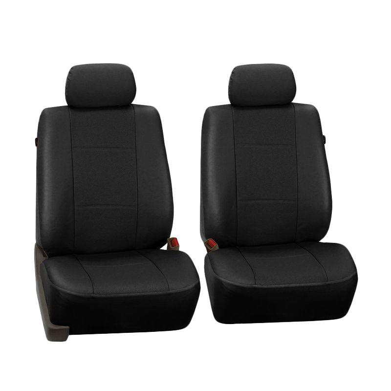 GL Black Ferrari Sarung Jok Mobil untuk All New Avanza Airbag 2015