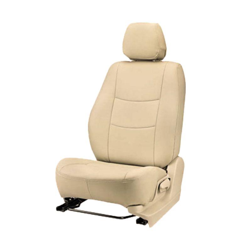 GL Grey Oscar Sarung Jok Mobil untuk Honda Jazz 2013