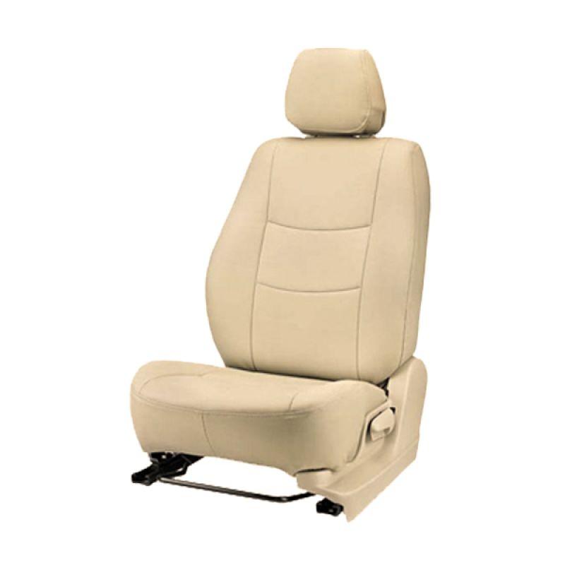 GL Cappucino Oscar Sarung Jok Mobil untuk Toyota Yaris Type S