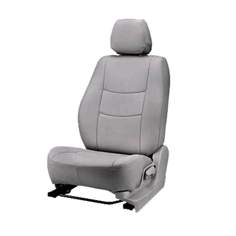 GL Light Grey Oscar Sarung Jok Mobil untuk All New Avanza Airbag 2015