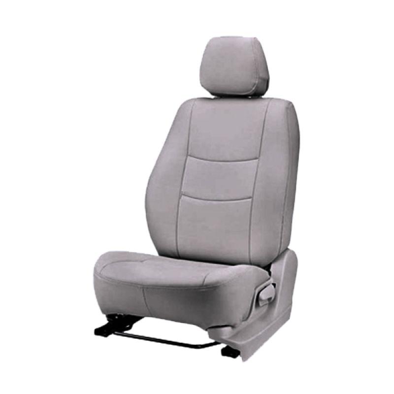 GL Light Grey Oscar Sarung Jok Mobil untuk Toyota New Rush
