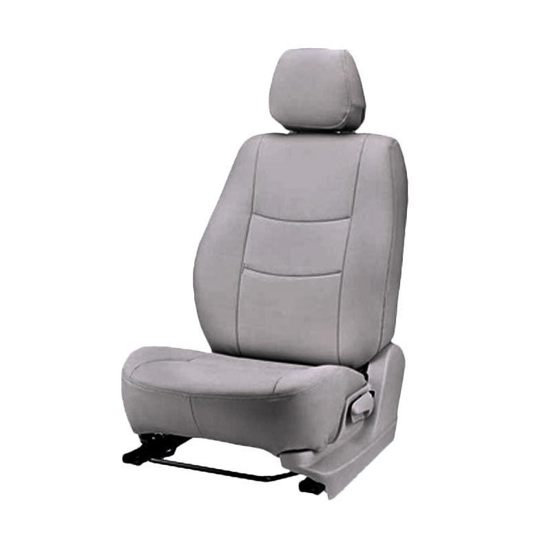 GL Light Grey Oscar Sarung Jok Mobil untuk Toyota Rush 2012
