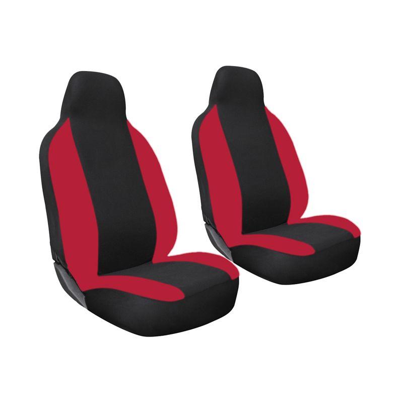 GL Red Ferrari Sarung Jok Mobil untuk Toyota Agya
