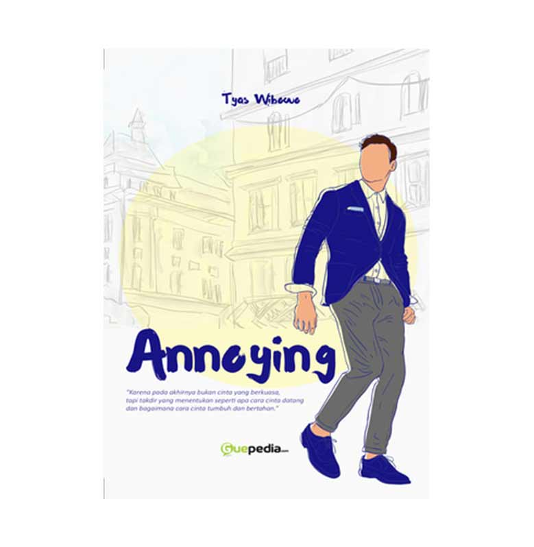 Guepedia Annoying by Tyas Wibowo Buku Novel