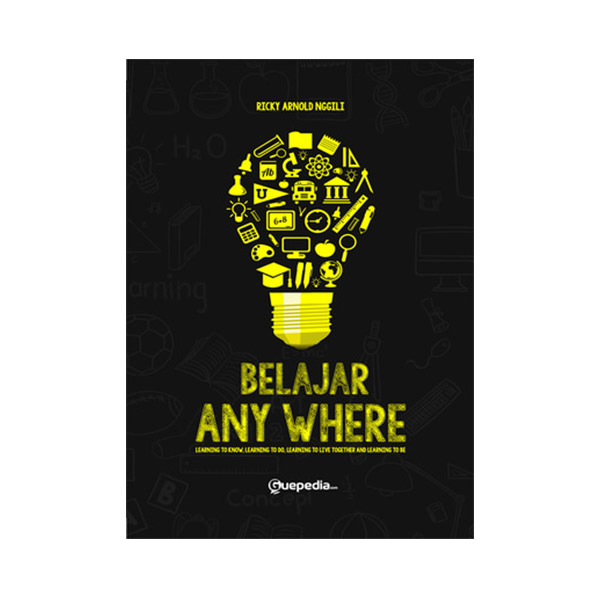 Guepedia Belajar Anywhere by Ricky Arnold