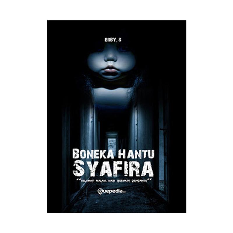 Guepedia Boneka Hantu Syafira by Erby. S Buku Novel