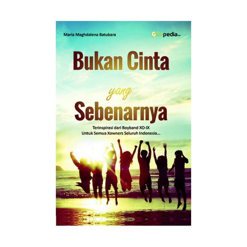 harga Bukan Cinta yang Sebenarnya by Maria Maghdalena Batubara Buku Novel Blibli.com
