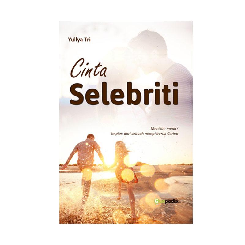 Guepedia Cinta Selebriti by Yullya Tri Buku Novel