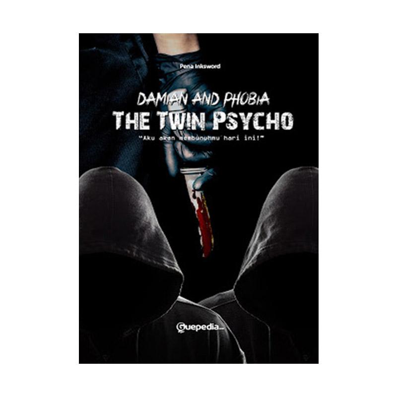 Guepedia Damian and Phobia The Twin Psycho Buku Novel