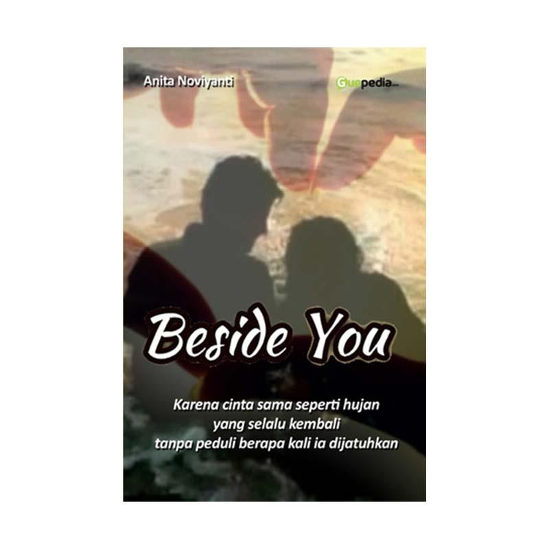 Guepedia Beside You by Anita Noviyanti Buku Novel