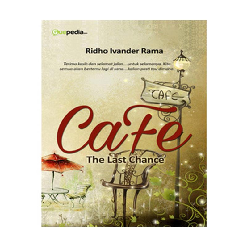 Guepedia Cafe by Ridho Ivander Rama Buku Novel