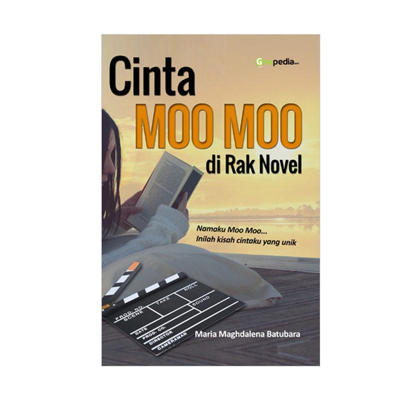 Guepedia Cinta Moo Moo di Rak Novel by Maria maghdalena
