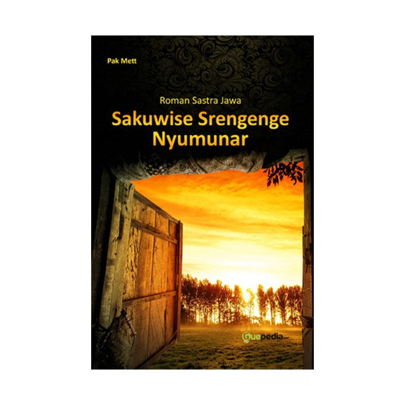 Guepedia Sauwise Srengenge Nyumunar by Pak Met Buku Novel