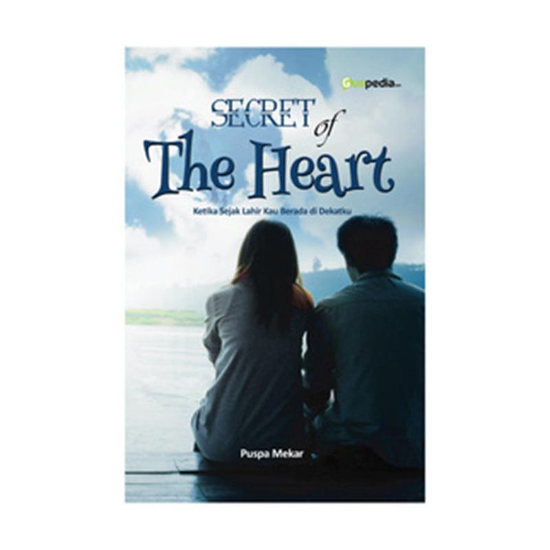 Guepedia Secret Of The Heart by Puspa Mekar Buku Novel