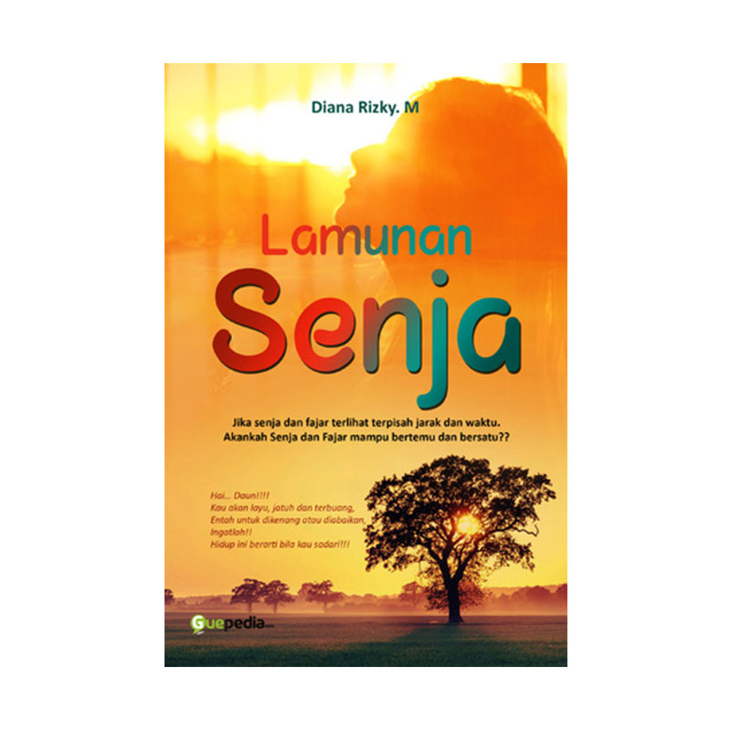 Lamunan Senja by Diana Rizky. M Buku Novel