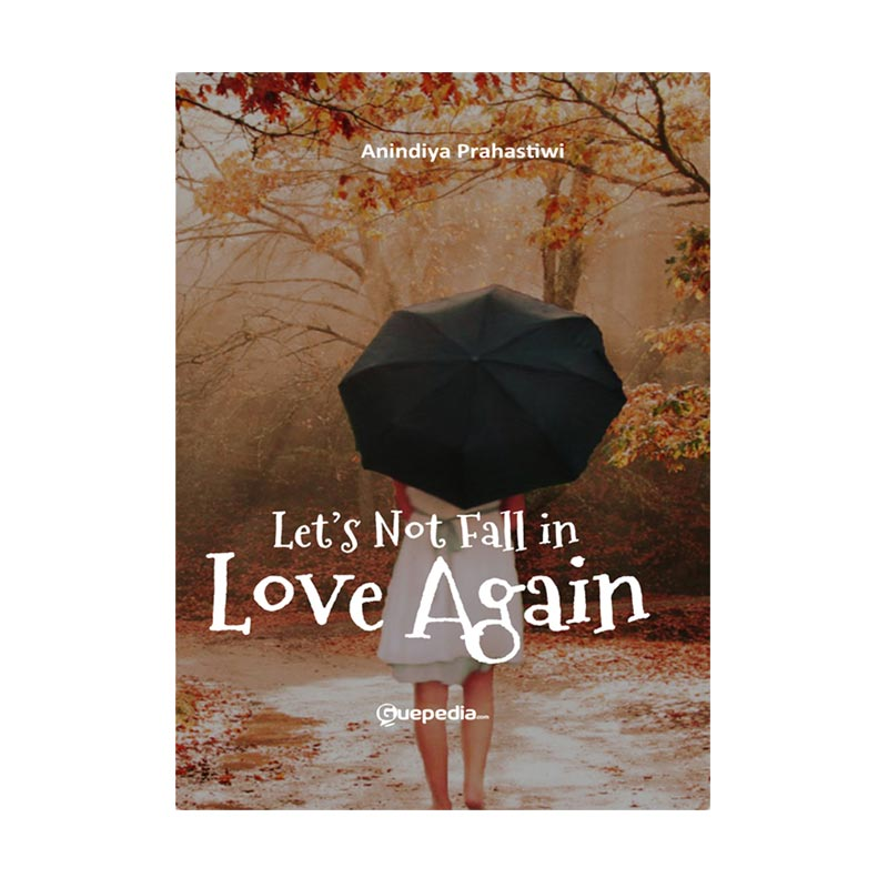 Lets Not Fall In Love, Again Buku Novel & Sastra