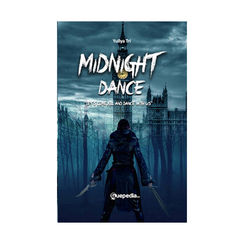 Midnight Dance by Yullya Tri Buku Novel