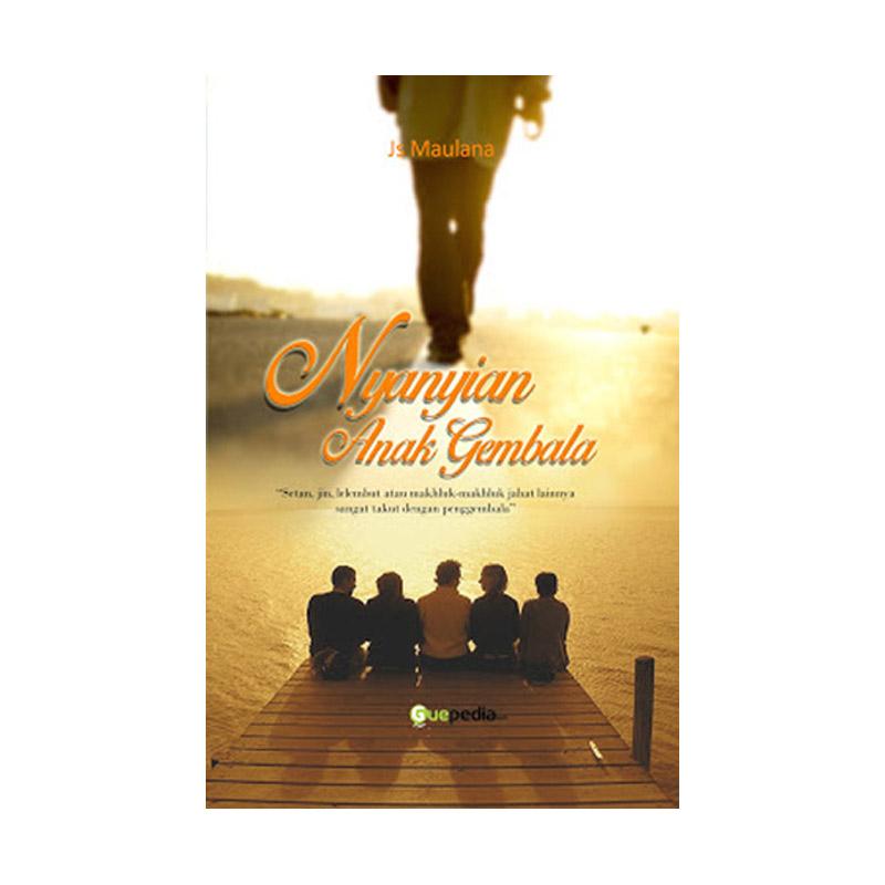 Nyanyian anak  gembala By JS Maulana Buku Novel