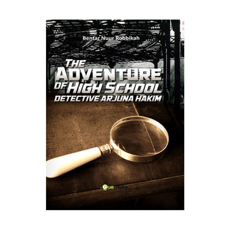 The Adventure of High School Detective Arjuna Hakim by Bentar Nuur Robbikah Buku Novel